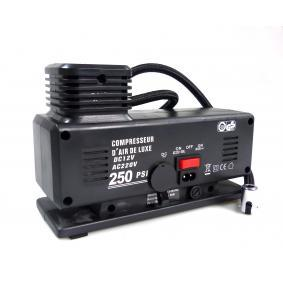 Compressore d'aria per auto del marchio CARTEC: li ordini online
