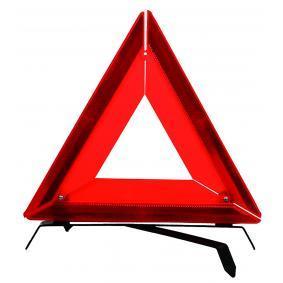 Varoituskolmio autoihin CARTEC-merkiltä: tilaa netistä