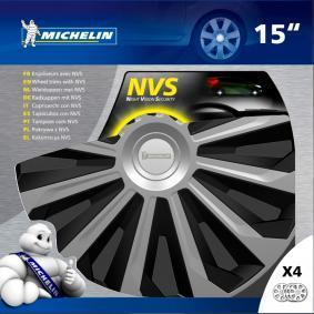 Καλύμματα τροχών για αυτοκίνητα της Michelin – φθηνή τιμή