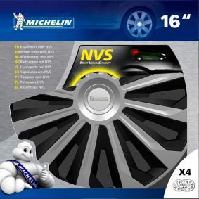 009132 Hjulkapsler til køretøjer