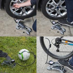 Michelin 009500 Pompa a pedale