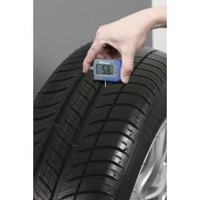 Tester / plnicka stlaceneho vzduchu v pneumatikach pro auta od Michelin – levná cena
