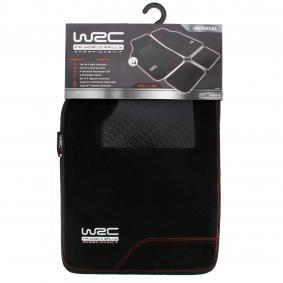 Set autokoberců pro auta od WRC – levná cena