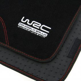 WRC Gulvmatte sett 007592