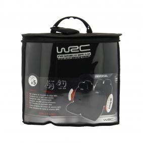 Stark reduziert: WRC Sitzschonbezug 007590