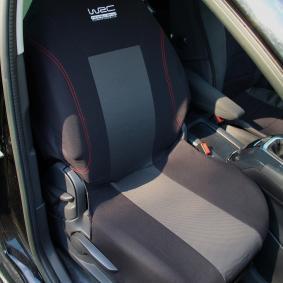 Potah na sedadlo pro auta od WRC – levná cena