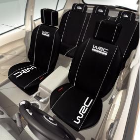 007338 Bilsätesskydd för fordon