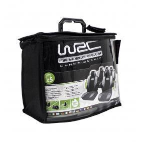 WRC Bilsätesskydd 007339 på rea