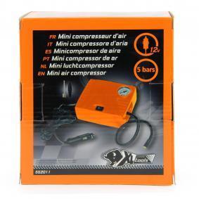 Stark reduziert: XL Luftkompressor 552011