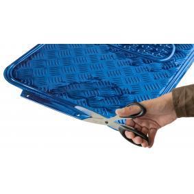 Stark reduziert: WALSER Fußmattensatz 28022
