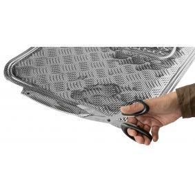 Stark reduziert: WALSER Fußmattensatz 28028