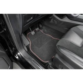 29007 Floor mat set for vehicles