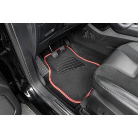 Zestaw dywaników podłogowych do samochodów marki WALSER - w niskiej cenie