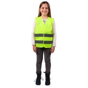 Светлоотразителна жилетка за автомобили от WALSER - ниска цена