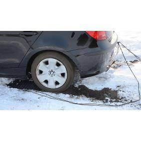 Łańcuchy śniegowe do samochodów marki WALSER - w niskiej cenie