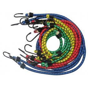 16483 Corda elastica con ganci per veicoli