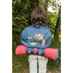 Im Angebot: WALSER Gepäcktasche, Gepäckkorb 26180
