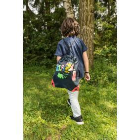 WALSER 26189 Gepäcktasche, Gepäckkorb