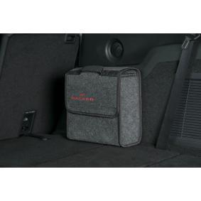 Stark reduziert: WALSER Gepäcktasche, Gepäckkorb 30103-0