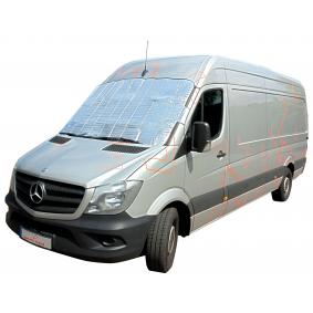 16542 Windscreen cover for vehicles