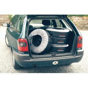 Juego de fundas para neumáticos para coches de WALSER - a precio económico