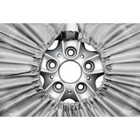 WALSER 13711 Juego de fundas para neumáticos