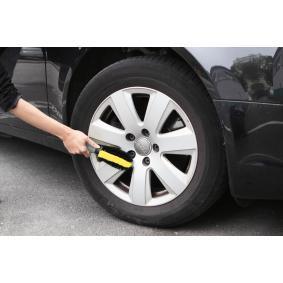 Stark reduziert: WALSER Bürste für Autoinnenraum 16073