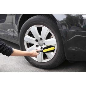Interiörborste för bilar från WALSER – billigt pris