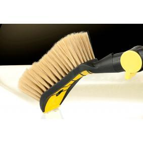 Interior detailing brushes for cars from WALSER - cheap price