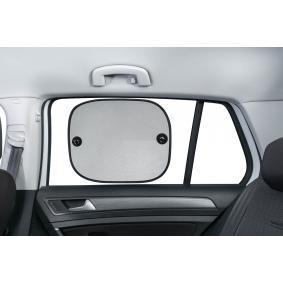 Zasłonki samochodowe na okna do samochodów marki WALSER - w niskiej cenie
