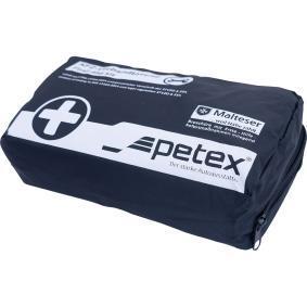 Kit di pronto soccorso per auto per auto del marchio Petex: li ordini online