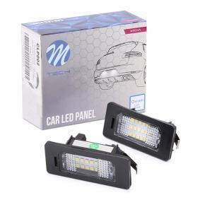 M-TECH Kennzeichenbeleuchtung CLP002
