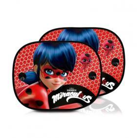 Car window sunshades for cars from MIRACULOUS: order online