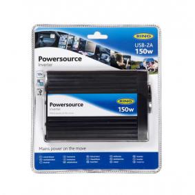 Инвертор на електрически ток за автомобили от RING - ниска цена