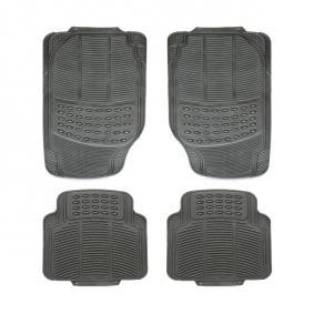 93-011 Floor mat set for vehicles