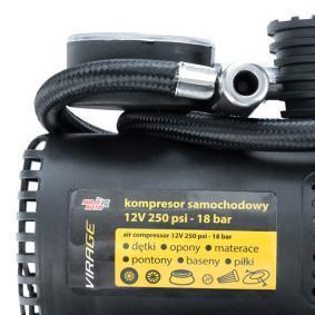 VIRAGE 93-015 Compressor de ar