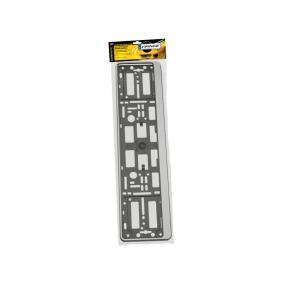 Licence plate holders for cars from VIRAGE - cheap price