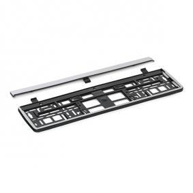 93-035 Licence plate holders for vehicles