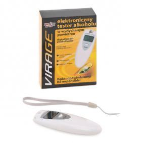 Alcohol Tester for cars from VIRAGE: order online