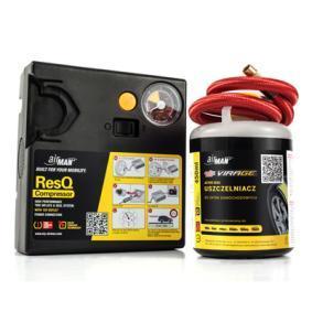 Kit de reparación de neumático para coches de VIRAGE - a precio económico