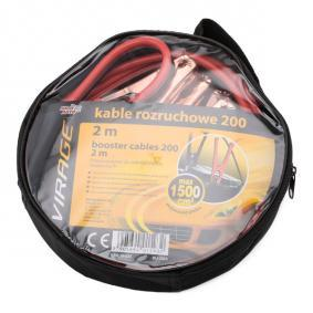 Jumper cables for cars from VIRAGE: order online