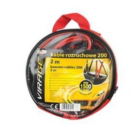 Jumper cables for cars from VIRAGE - cheap price