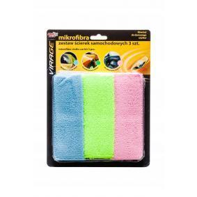 Салфетки за почистване на ръце за автомобили от VIRAGE - ниска цена