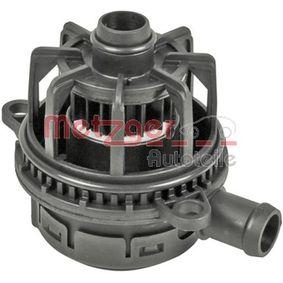 Ölabscheider, Kurbelgehäuseentlüftung METZGER Art.No - 2385059 OEM: 059103495G für VW, AUDI, SKODA, SEAT kaufen