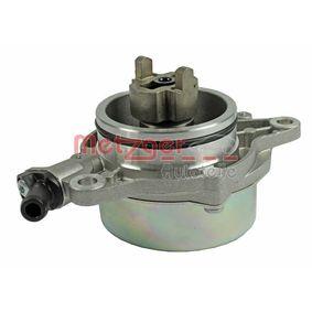 METZGER Unterdruckpumpe Bremsanlage 8010073
