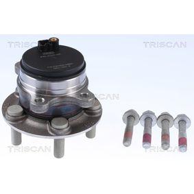 Radlagersatz TRISCAN Art.No - 8530 16270 OEM: 2102498 für FORD kaufen
