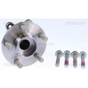 TRISCAN Radlagersatz 2102498 für FORD bestellen