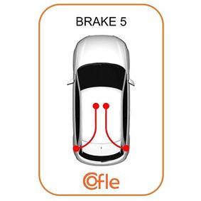 Parkovaci brzda 1.VK002 COFLE