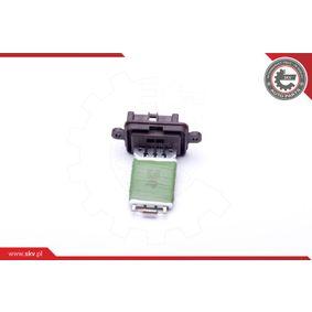 PUNTO (188) ESEN SKV Resistor interior blower 94SKV071