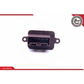 ESEN SKV Blower motor resistor 94SKV071
